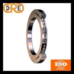 Single-row cross roller slewing bearing nongeared