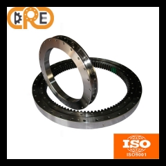 Three row roller slewing bearings internal gear